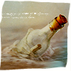 Gelsey: Picture - message in a bottle