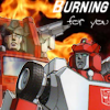 Kookaburra: burning for you