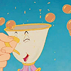 Beauty and the Beast - BUBBLES!