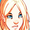 Karolina: Blue Eyes (Human)