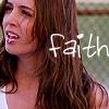 """Sounds like """"Kay-nuh"""": Faith"""