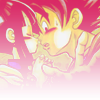 Goku & ChiChi - Look away we're Kissing