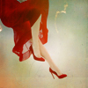 Feather Quill: Red Shoes