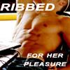 ribbed