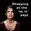 "Laura, aka ""Ro Arwen"": The Middleman - Shopping"