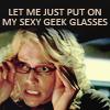 trovia: my sexy geek glasses