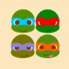 Ninja Turtles are cute