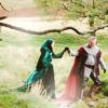 kePPy: Merlin: Uther & Morgana in a doomed wind