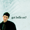She went that-a-way...: Methos looking for bells :-P