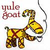 yule goat