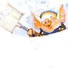 snowshovel pig