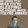 nettness: Twilight: He sees you when you're sleepi