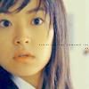 Hanadan: Makino looking right at you