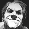 Joker B&W
