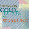cold dead & sparkling