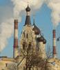 Храм и завод