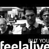 Criminal Minds: but feel alive