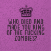 Shaun: King of the Zombies