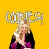 i'm disaster: kristen bell// cookies!