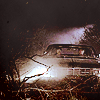 tv show~supernatural-metallicar spookie~