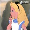 Alice - Gosh