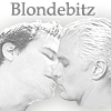 Blondebitz: Spangel Kiss in white by ME