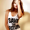 fashion/models//save the future