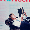 Jaejoong- reading