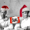 christmas// bromantic house/wilson