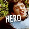 MERLIN  Hero