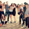 vanity fair (twilight cast)