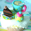 Cupcake Tea