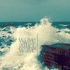 N: landscape: wave after wave
