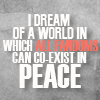 .. 샤느 ..: fandom peace