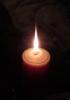 Yule-fire, Yule, candle