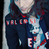 Oy vey, Mikeyway!: TS;; valensi - bend
