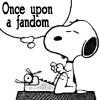 aurora_novarum: Snoopy Typing