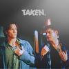 Sam and Dean taken