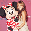 Miley and Minnie