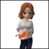 shyvioletgirl: knitting