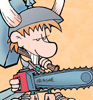 Munchkin +5 Chainsaw of Dismemberment