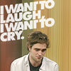 Hayley: laugh and cry