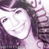 WHIT: Purple smile