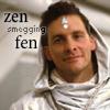 Ide Cyan: zen fen