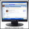 computer, computer monitor