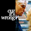 dynamite with a laser beam: Buffy/Spike Cause It's Wrong