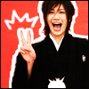 Akanishi Jin: :D YEA PEACE