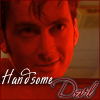 Our Drama Queen: doctor who handsome devil