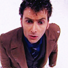 Doctor Who - 10 in snow, Whu? (Doctor Who - 10 in Snow)