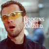 Hodgins (Bones), Not Amused (Bones)